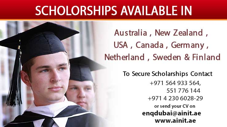 Admissions in International Universities