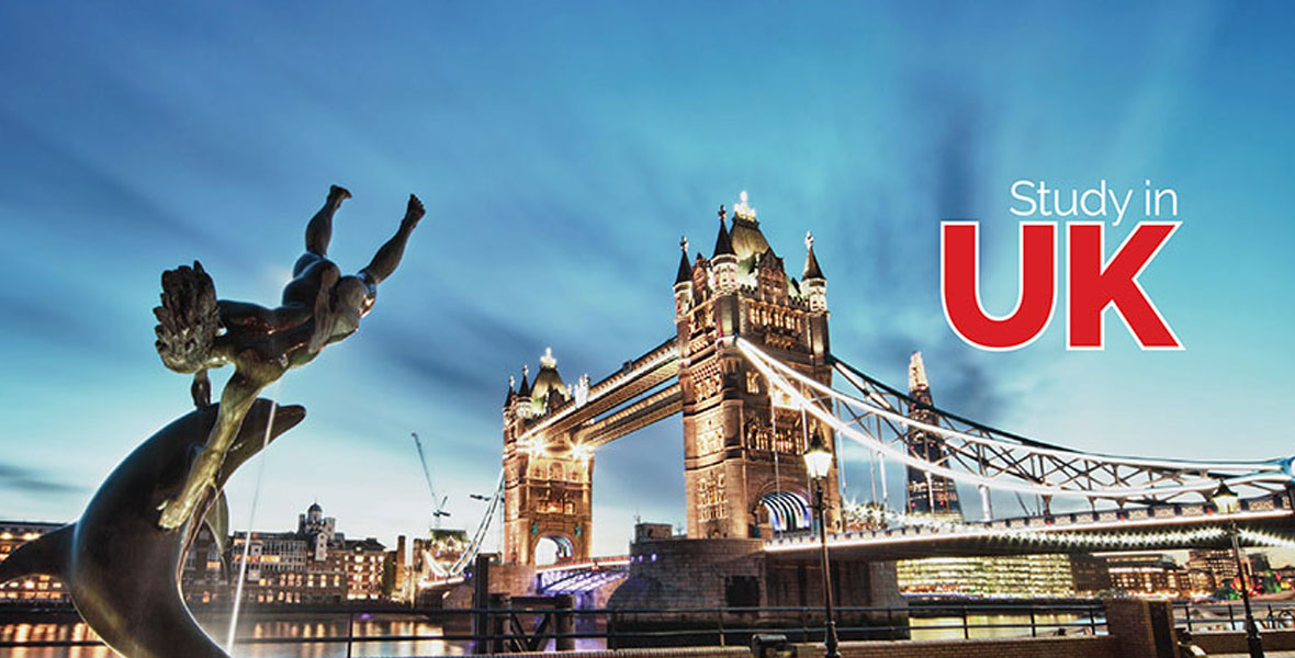 How to study in the UK in the 6 easy steps?
