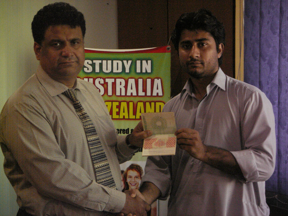 Visa Grants